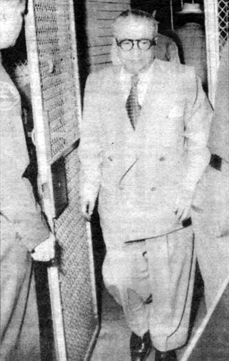 Jack Dragna. After Bompensiero made his escape from Milwaukee, he went up to Los Angeles to see Jack Dragna, to try to get Jack to straighten him out with the Milwaukee people.