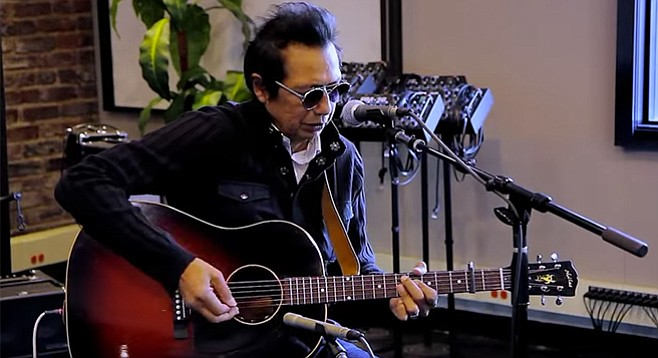 """Alejandro Escovedo remembers when South by Southwest was """"innocent and cool,"""" back before """"the circus came to town."""""""