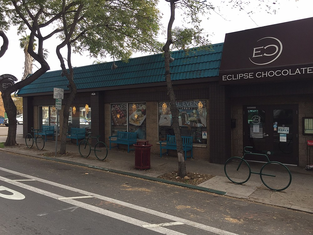 Eclipse Chocolate Bar & Bistro in South Park
