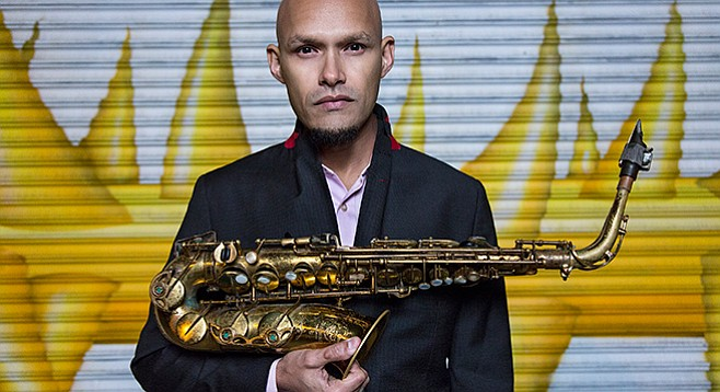 Jazz Journalist Association named Miguel Zenón their Alto Saxophonist of the Year in 2014 and 2015.