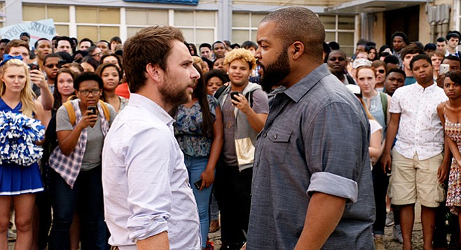 Fist Fight pits Charlie Day against Ice Cube as two high school teachers up against both the system and the students.