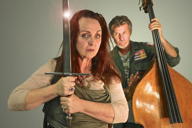 Linda Libby and Gunnar Biggs