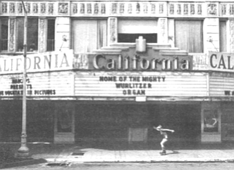 "California Theater. Bill Silva, of Fahn and Silva, rock promoters, says, ""It's an odd size, 1700 seats, difficult to make a profit in. Last time we used it was for Bonnie Raitt, late April of last year. The first time, we were on our hands and knees, scrubbing dressing rooms, putting Odor Eater on the carpets."""