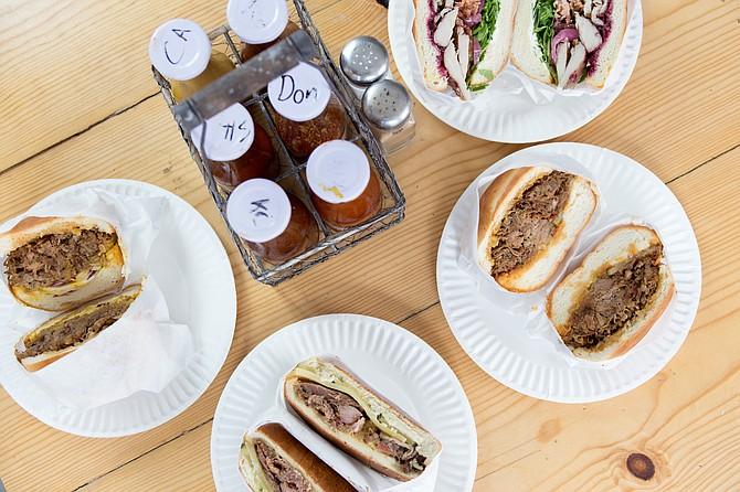 Smok'd sandwiches run from $9.50-$12.50.