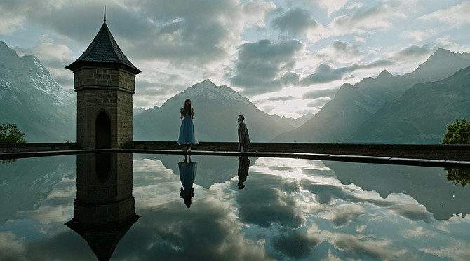 A Cure for Wellness: So beautiful that the total lack of cell phone reception is almost tolerable. Pity about the eels, though.