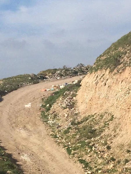 """""""Sometimes they take all of the garbage, then they just dump it in a hill nearby."""""""