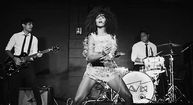 Gavin Turek had a Hollywood-ish childhood that included a lot of singing and dancing lessons.