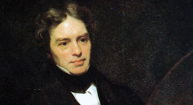 Michael Faraday (1791-1867), one of history's most revered scientists.