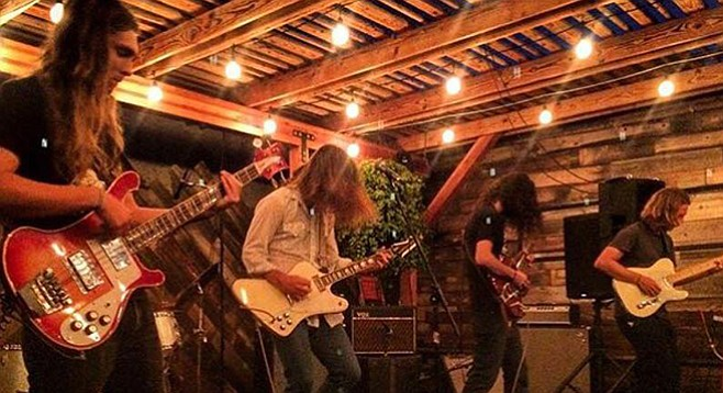 """Monarch's stoked to play Camp Shred: """"This is, like, in our own backyard...or I guess you could say in our front yard."""""""