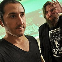 Pinback plays two shows at two different venues in San Diego this week.