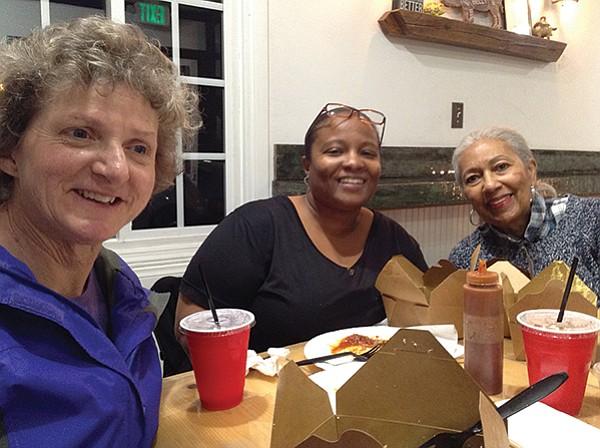 Joyce, Tasha, Marlyn