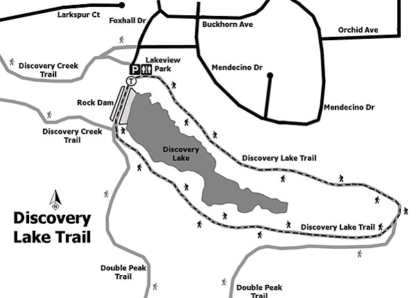 Discovery Lake Trail