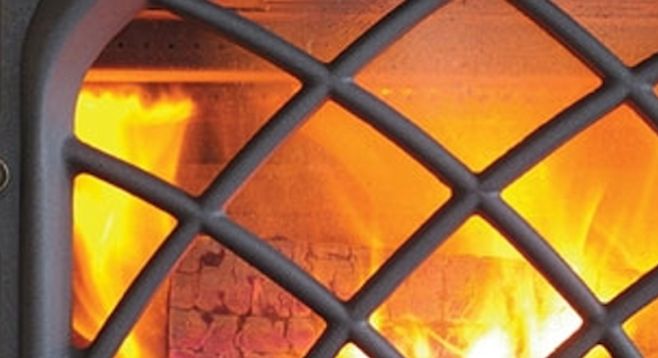 According to state officials, most woodstoves and fireplaces release far more air pollution, indoors and out, than heaters using other fuels.