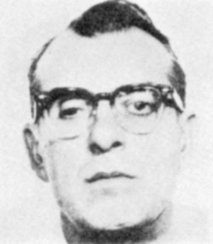 Frank Desimone.  It was Desimone's job to see to it when a Mafia figure was on trial that there was no spilling over, nothing getting out that would embarrass the mob.