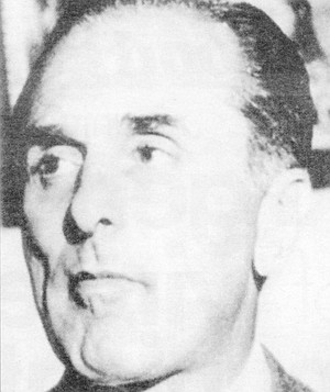 Johnny Roselli was tubercular. Capone recommended California sunshine.