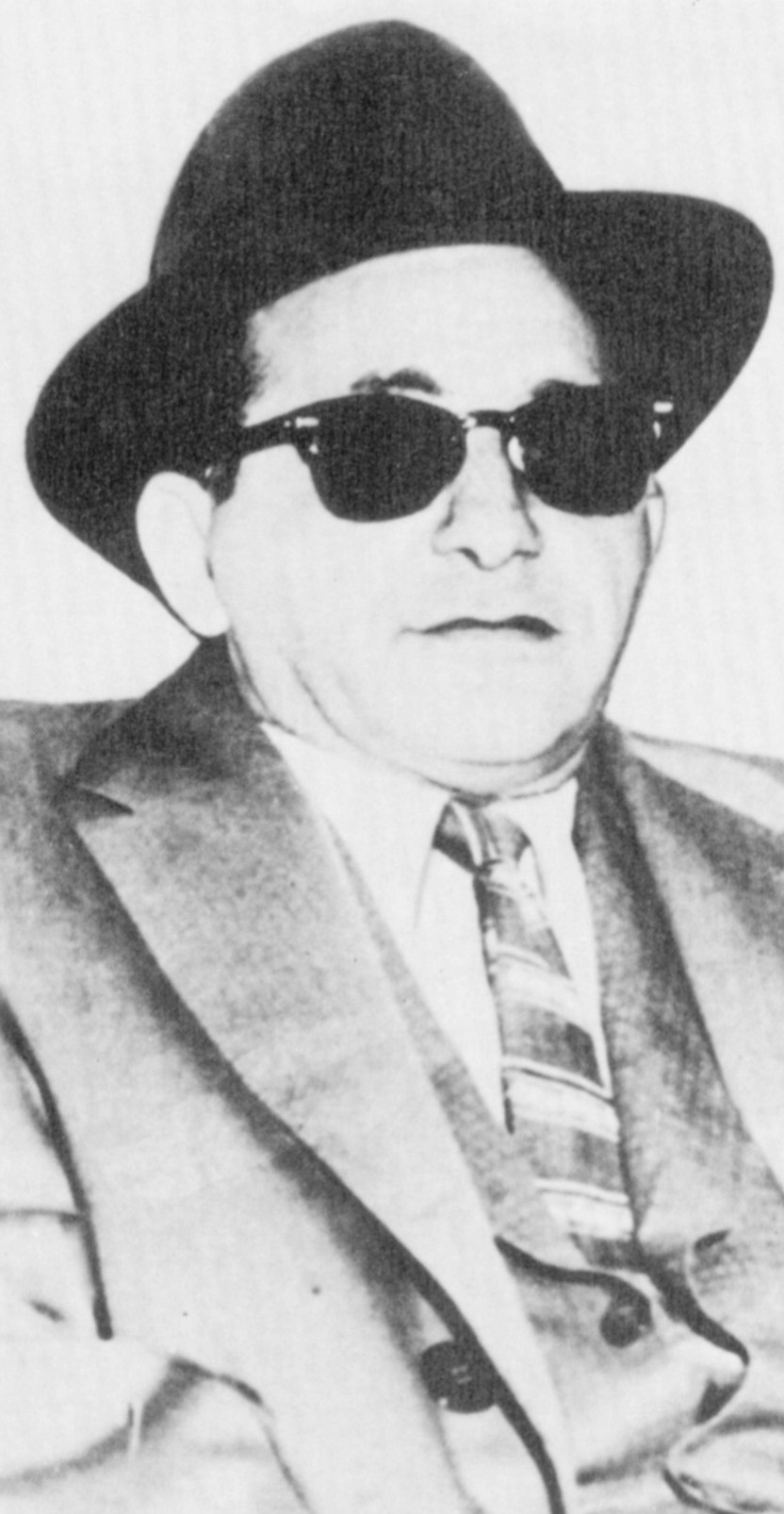 Sam Giancana. Fratianno wanted out of the Los Angeles family and during the early 1960s Chicago family head Sam Giancana effected Fratianno's move.