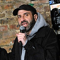 Celebrate five years of American Comedy Company with Dave Attell and lots of champagne.