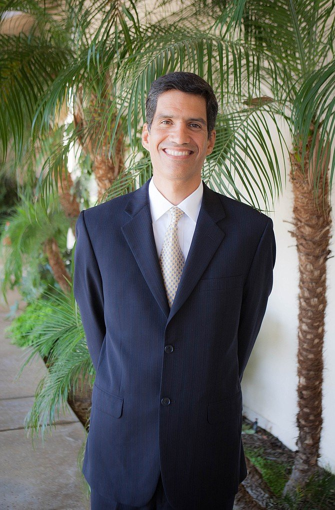 Pastor Sam Nunez