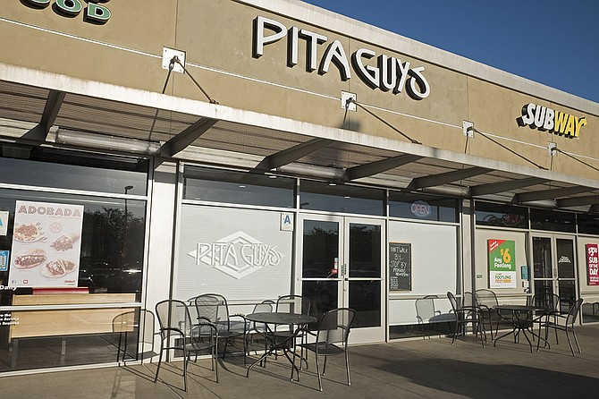 The Subway there makes Pita Guys seem like a fast-food chain