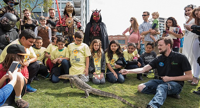 Saturday, March 4: STEM Expo Day at Petco Park