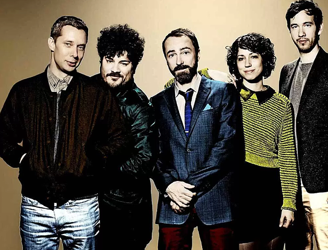 """""""This band will change your life"""": Indie hits the Shins will take the stage at the Observatory on Monday and Tuesday nights."""