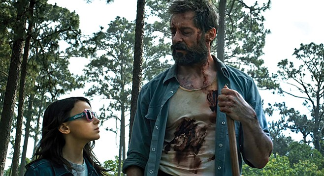 Logan: James Mangold mashes up Shane and Mad Max: Beyond Thunderdome and comes up with the best superhero movie in years.