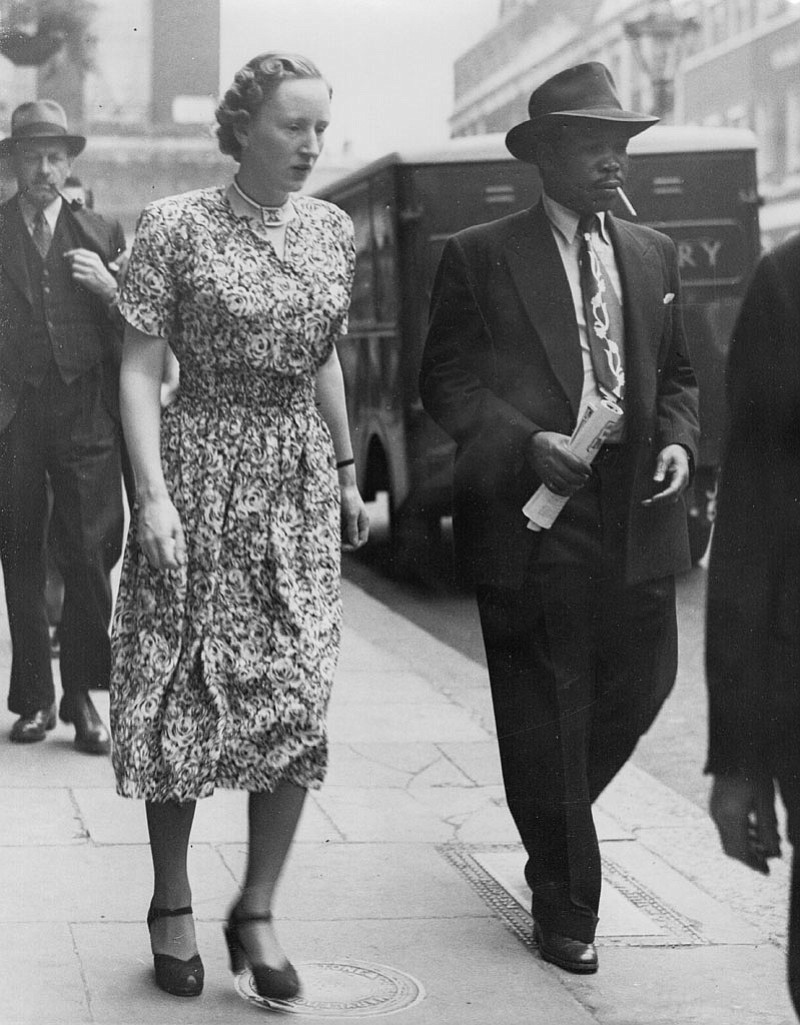 "Seretse Khama and Ruth Williams: ""It felt like it was a world against them."""