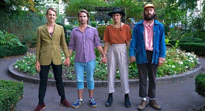 A lot of Big Thief's content sounds surface-jovial but is instead unendurably gloomy.