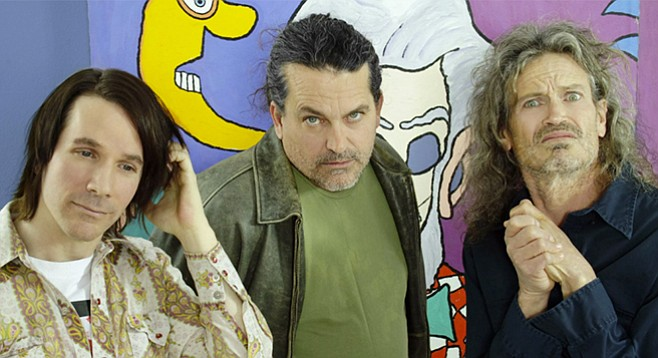 The cowpunky Meat Puppets play Casbah on Tuesday.