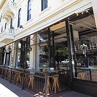The historical tour and pub crawl explores the Gaslamp