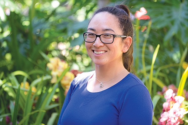 Lesley Handa studied water birds at Mission Bay for two winters.