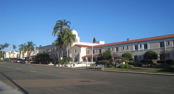 historic elderly home to become apartments san diego reader