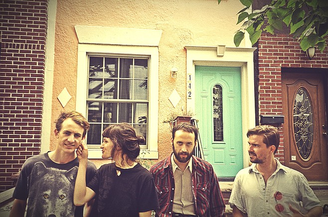 Brooklyn's folk-rocking Big Thief takes the stage at Soda Bar on Friday.