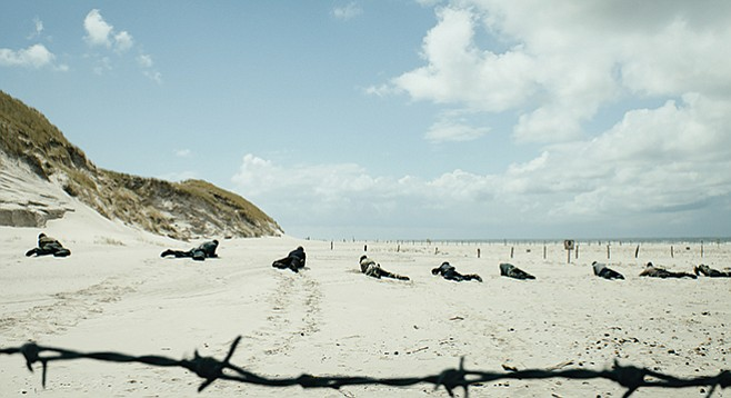 Land of Mine: Harrowing horror and heartfelt humanity in the explosive aftermath of World War II