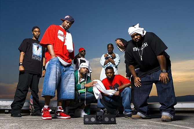 East Coast hip-hop hits Wu-Tang Clan play the Observatory on Monday.