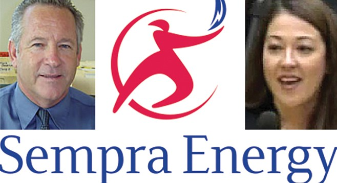Jerry Butkiewicz needed clarification on conflict of interest as it pertained to Sempra. Lani Lutar, meanwhile, knows she's cleared to pull in the corporate cash.