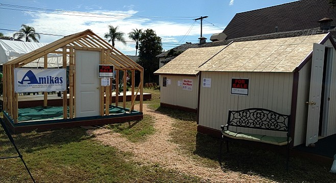 tiny house movement for the homeless san diego reader