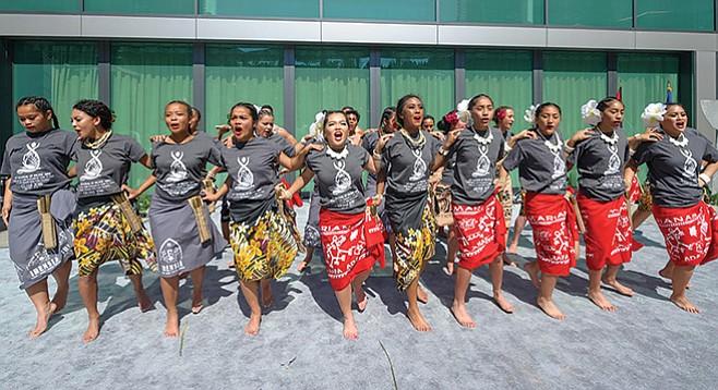 Saturday, March 25: Chamorro Cultural Festival