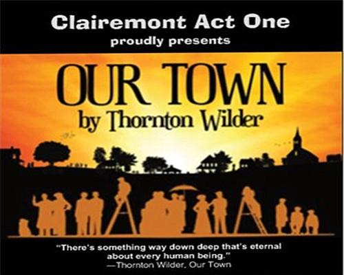 Our Town won Thornton Wilder the Pulitzer Prize.