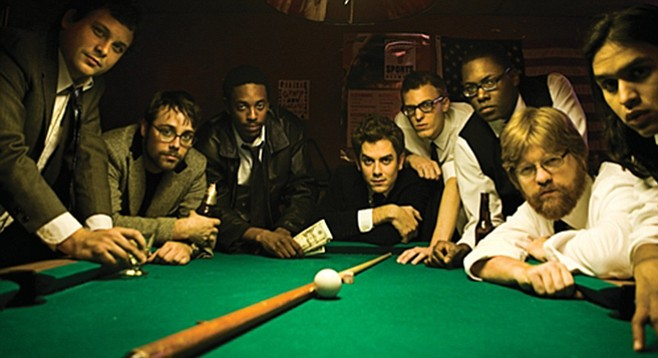 Rock-and-soul big band Black Joe Lewis and the Honeybears will drizzle their sweet sticky goodness on two stages this weekend, Pete's Place on Friday and Casbah on Saturday.