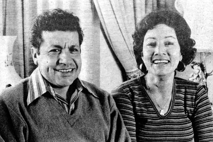 "Ignacio and Leticia Romero. The Chula Vista teacher flew into a rage. ""She yelled at my mother."""