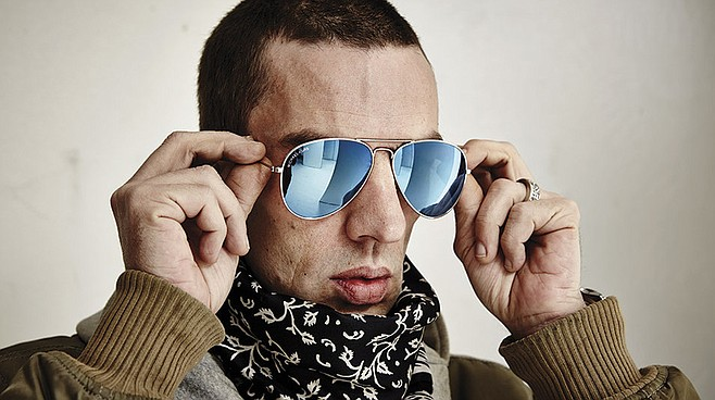 Britpop singer/songwriter and former frontman of the Verve, Richard Ashcroft, will play Spreckels on Saturday.