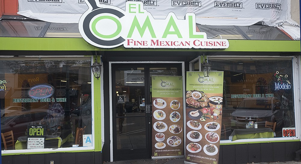 El Comal is not a restaurant franchise with homogenized ingredients and uniform procedures.