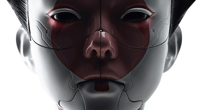 Ghost in the Shell could have used more geisha-bots.