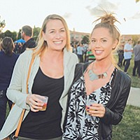 Sample over 100 craft beers at the Port Pavilion