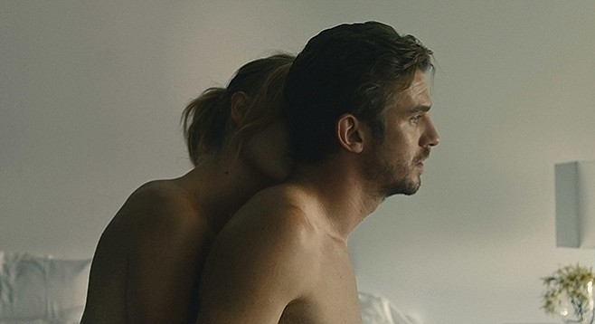 The Ticket: Dan Stevens recovers his sight only to get blinded by what he sees in Ido Fluk's exquisite drama.