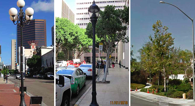 """The city """"cannot determine the exact amount spent on street light electricity because some street lights are attached to traffic signals."""""""