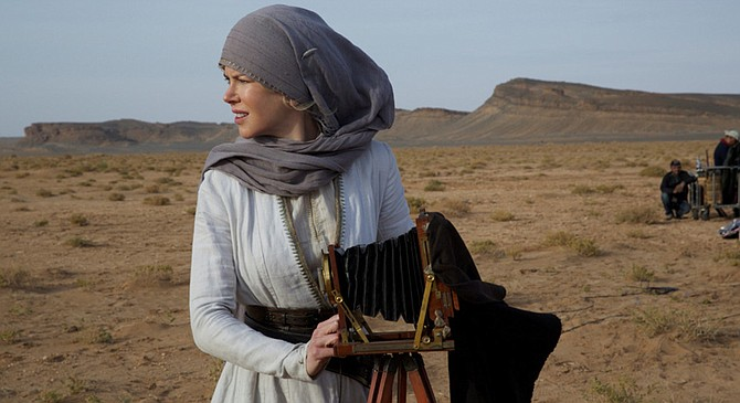 Nicole Kidman makes for an oddly chilly Queen of the Desert in the latest from Werner Herzog.