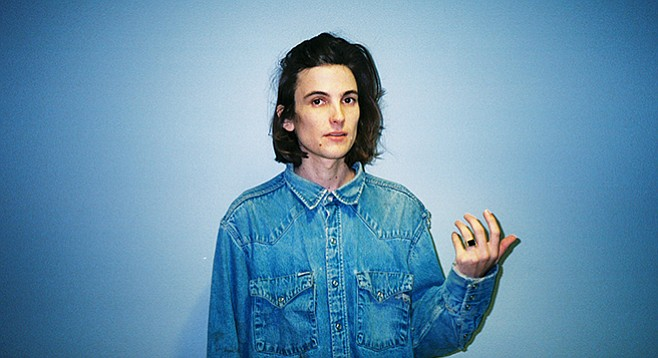 Indie dream-pop project DIIV hits Little Italy's Music Box May 18.