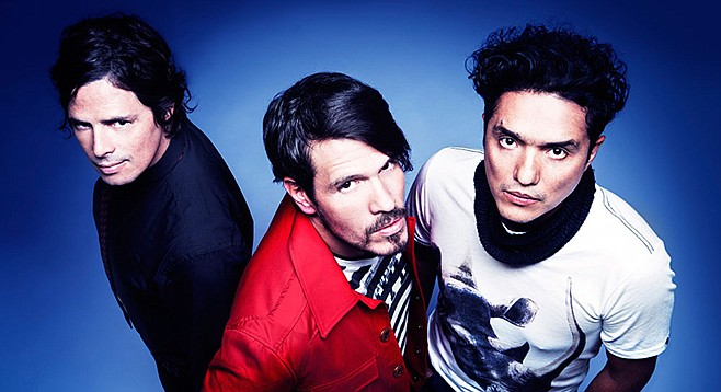 Rock en Español with DLD at the Observatory North Park on May 29.